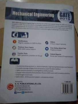Gate- Mechanical engineering 2019