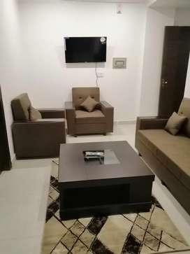 E11/2 Global living 2 bedroom furnished apartment available for rent
