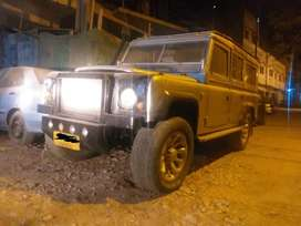 Land Rover Jeep