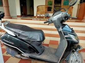 Lady owned Activa 125