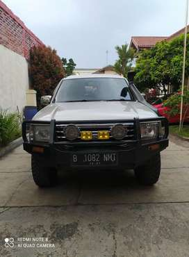 Ford everest XLT 2005