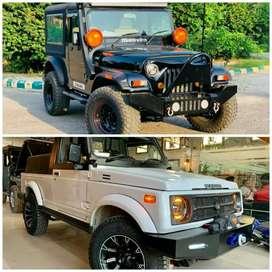 Modified Thar Jeeps MODIFIED Gypsy modified open jeeps Hunter Jeeps
