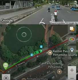 Paket murah GPS TRAFKER, cocok di motor/mobil+server seumur hidup