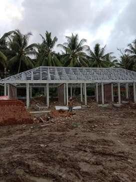 Baja ringan [SNI] ≈ Jasa bongkar pasang atap ≈ Renovasi bangunan