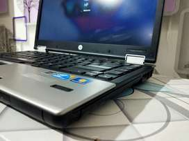 Laptop hp Elitebook 8440p \ core i5 \ RAM 4gb \ HDD 320