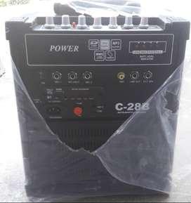 Guitar Amplifier Cube