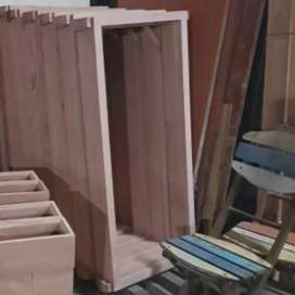 kusen jendela kayu kamper samarinda