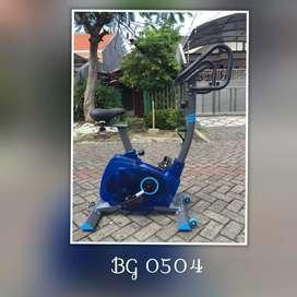 Sepeda Statis Magnetik Bike // Rabu Gym 18.23