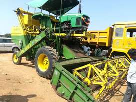 Need harvester driver