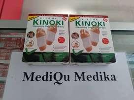 Kinoki Bamboo Putih/kinoki detox isi 10 pads