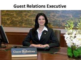 Urgent Hiring for Guest Relation Executive(GRE) in Five Star Hotel