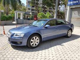 Audi A8 L 4.2 FSI quattro, 2007, Petrol