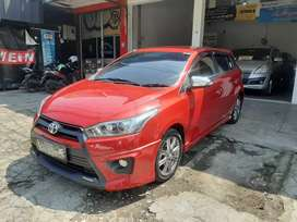Toyota Yaris S trd at th 2015