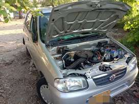 Home used clean Alto vxr (petrol & cng)