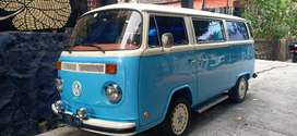 VW Combi,th 1981 siap touring