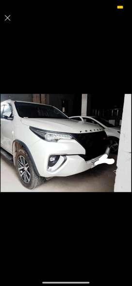 Toyota Fortuner 2019 Petrol 86000 Km Driven