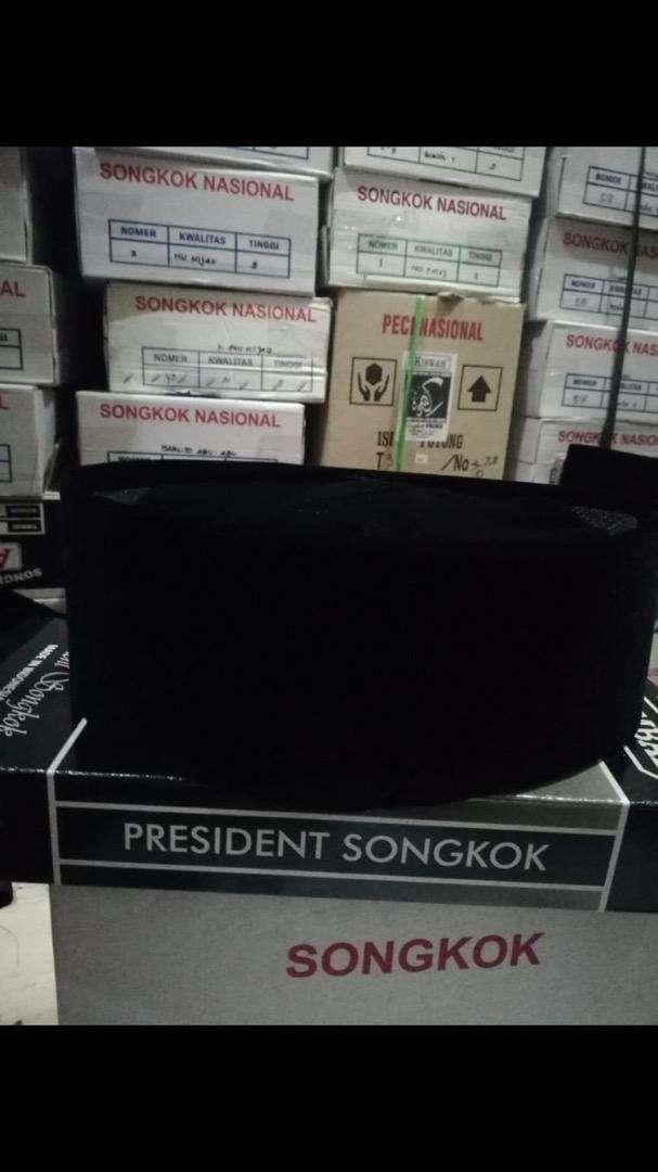 Songkok merek presiden grosir kodian 0