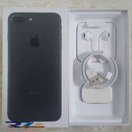 Apple i phone 7 plus available on affordable price with cash on delive