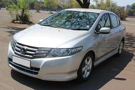 Honda City 1.5 S AT Silver 2010 - Kondisi apik terawat