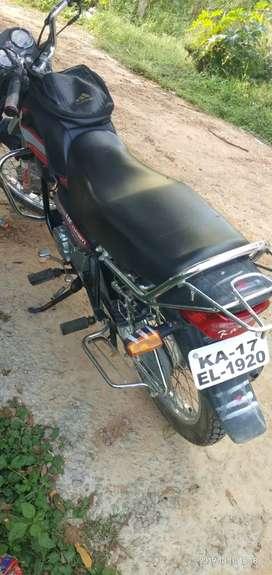 Good condition bike best mileage