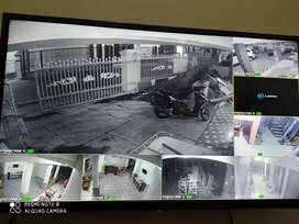 PAKET KAMERA SUPER PROMO FULLSET CCTV