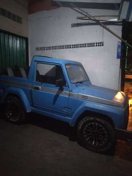 Suzuki katana/Jimny tahun 1997 harga 40 juta nego