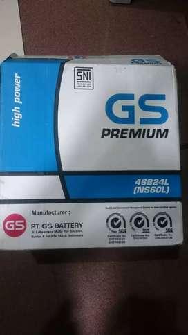 Aki mobil GS premium 46B24L