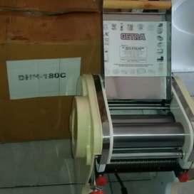 Mesin cetak mie getra DHH-180C / mesin pembuat mie semi otomatis