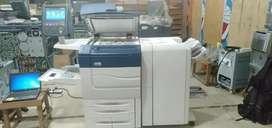 Ready Mesin Fotocopy Warna Xerox C60 Rekondisi Ex Singapore