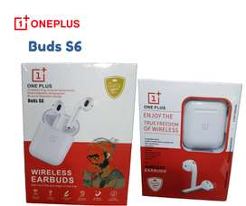 Oneplus mobile phone earbuds s6 original airpods wireless Bluetooth
