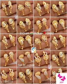 Beautiful earrings pair of 20