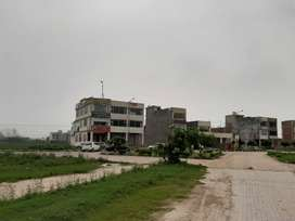 Commercial plot 120 yard in Tdi city sector 118 Mohali