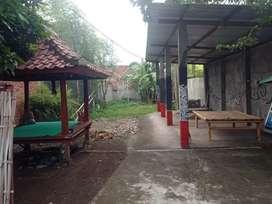Di sewakan lahan utk usaha angkringann kafe dgn konsep outdoor dll