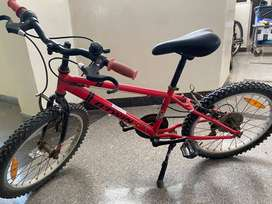 BTWIN Kids Cycle with Gears (Price Negotiable)