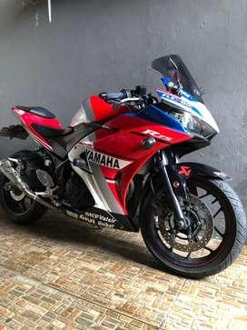 R25 2015 Red Racing Full modif/Modifikasi