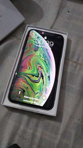 Iphone XS MAX 256gb Black JV PTA Approved