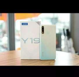 Vivo Y19 Ram 6 fast charging baterai 5000mah