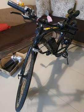 Sepeda Listrik LANKELEISI RS600