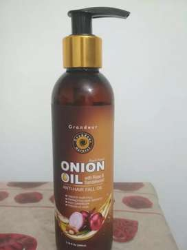 Grandeur natural Onion oil