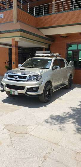Vigo automatic TRD bodykit exchange possible