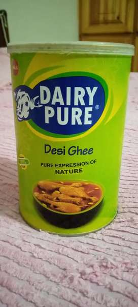 Pure Desi Ghee For Gajraila or Cooking