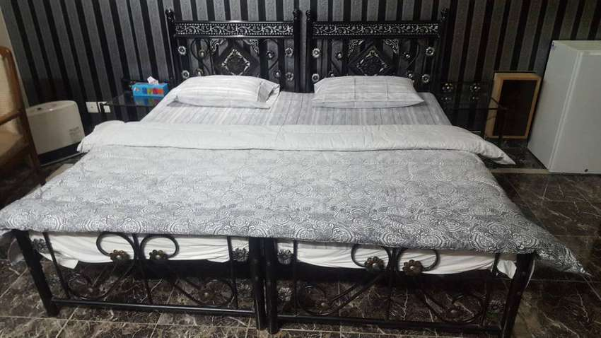 Furnished Studio apartment on daily bas is 0