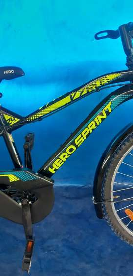 Latest bicycle hero sprint 24t cycle