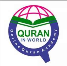 We need male & female Quran teacher for Online Quran academy