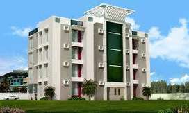 2bhk unfurnished flat for rent near Sai Service, Down Chicalim, Goa.