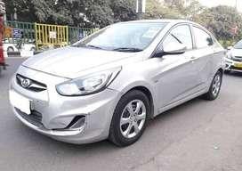 Hyundai Verna Fluidic 1.6 VTVT EX, 2012