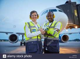 Ground Staff Job - Airport Job Ground staff Job Air Hostess/Flight Ste
