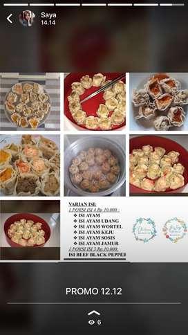 Dimsum & Frozen food . FOOD PRODUCER ( dhe-dicious) homemade