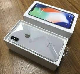 Iphone X 64GB Silver Bisa Cash dan Kredit Tanpa CC