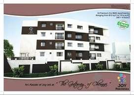 Porur - new 2 BHK flats